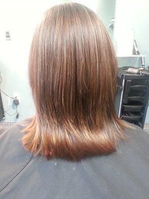 Dark Blonde (after)